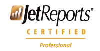 Jet Reports Certified Prpfessional